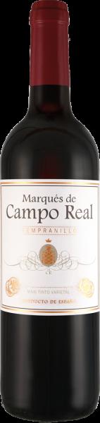 Tempranillo Marqués de Campo Real Selección de la familia