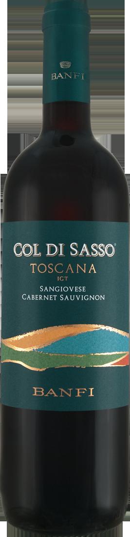 Rotwein Castello Banfi Col di Sasso Toscana IGT Toskana 8,79€ pro l