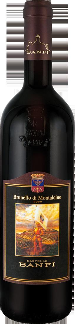 Rotwein Castello Banfi Brunello di Montalcino DOCG Toskana 36,67? pro l