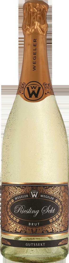 Weißwein Wegeler Riesling Gutssekt Brut Mosel, Rheingau 18,67? pro l