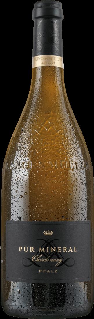 Lergenmüller Weißwein Chardonnay Pur Mineral Pfalz 23,85€ pro l