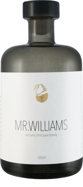 Bonner Manufaktur Mr. Williams - Williams Birnen Brand 40% vol. 0,5l