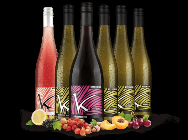 Kennenlernpaket Weingut Kesselring